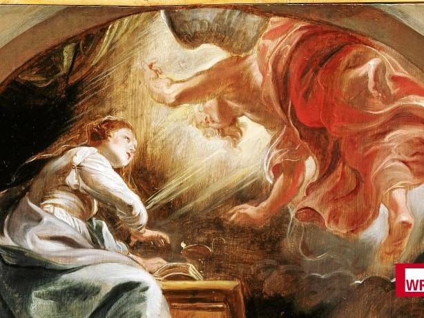 Mariä Himmelfahrt: Verkündigung an Maria bei Rubens: Im Auge des Sturms