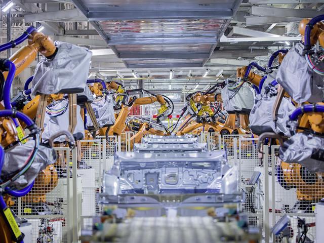 Volkswagen baut Werk in Foshan aus