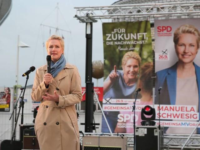Landtagswahl in MV: SPD vor klarem Sieg, FDP und Grüne müssen um Einzug bangen