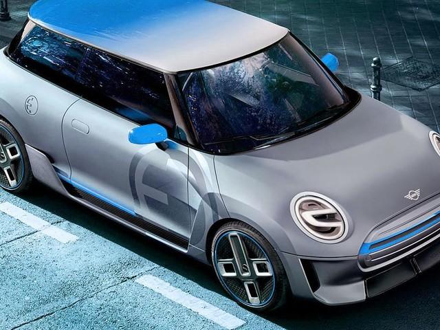 Mini Electric Concept - Er könnte 25.000 Euro kosten: Mini bringt 2019 den elektrischen Stadtflitzer
