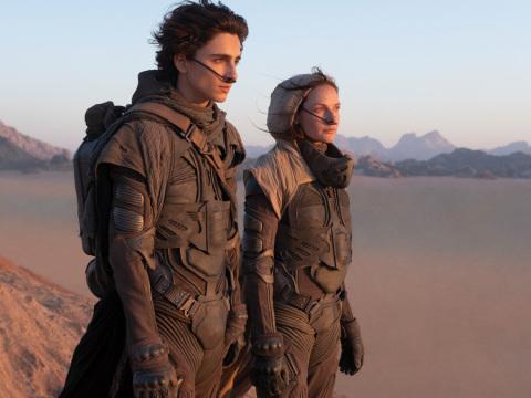 Dune: Starbesetztes Sci-Fi- Epos! Hält der Blockbuster was er verspricht?
