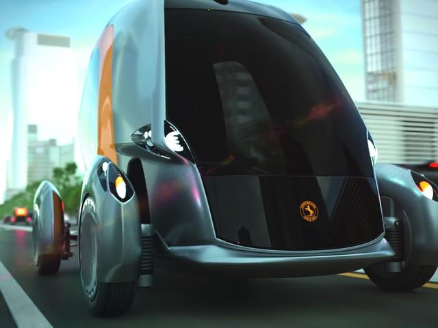 Continental zeigt Mobilitätskonzept BEE