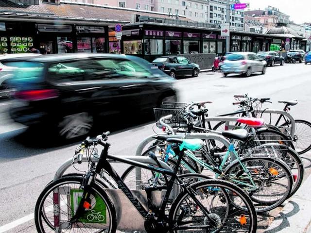 Analyse: Von Wiener Autolust und Fahrradfrust
