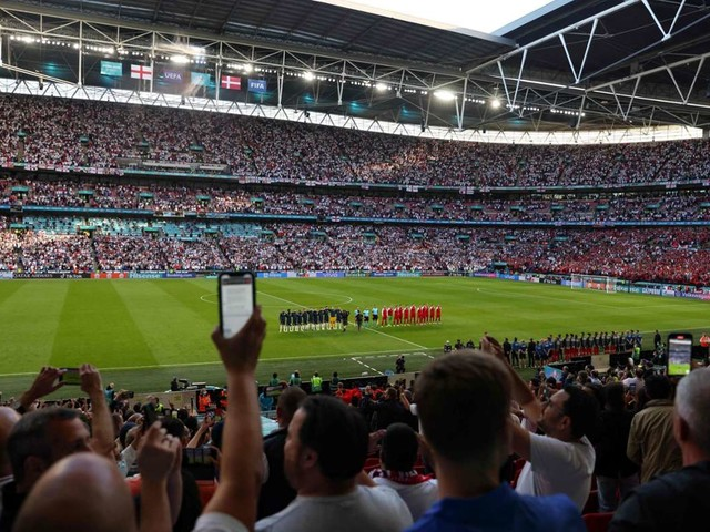 EM 2021: Kein volles Wembley-Stadion im Finale