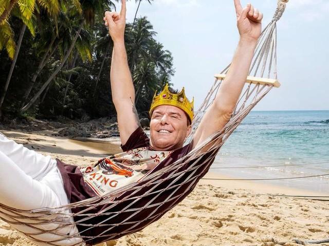 Promis unter Palmen: Prinz Marcus von Anhalt schockt mit homophober Attacke