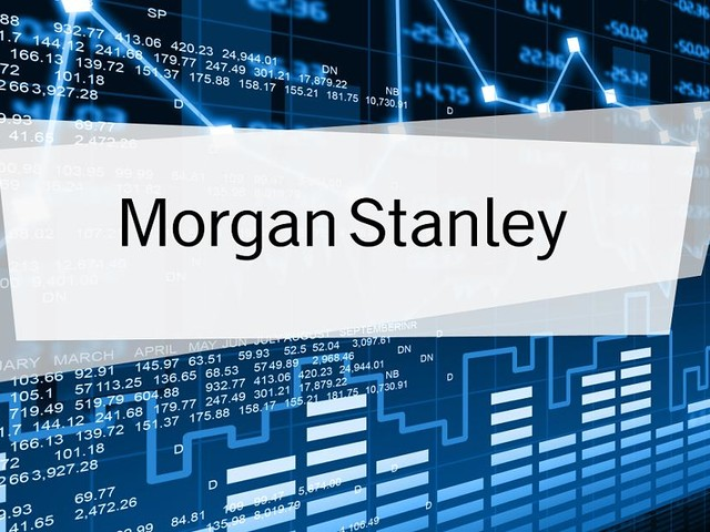 Morgan Stanley-Aktie Aktuell - Morgan Stanley gewinnt 0,5 Prozent