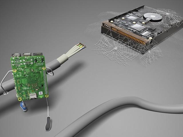 heise+ | Upcycling: Raspberry Pi als Brücke zu Altgeräten mit SMBv1-Protokoll nutzen