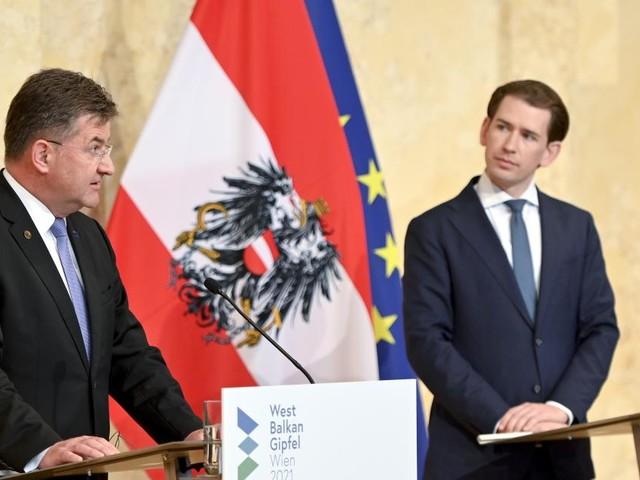 Österreich will eine Million Impfdosen an Westbalkan liefern