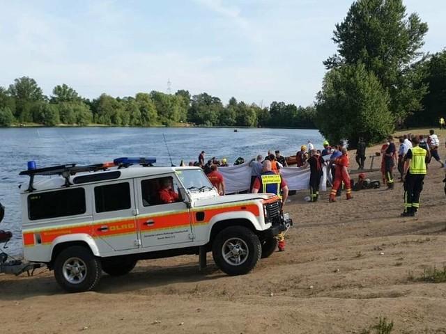 [GA+] Tragischer Badeunfall in Troisdorf: Leben retten, statt Tote bergen