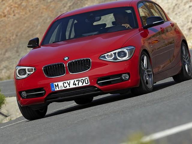 Neuer BMW 1er - Schwere Evolution statt Revolution