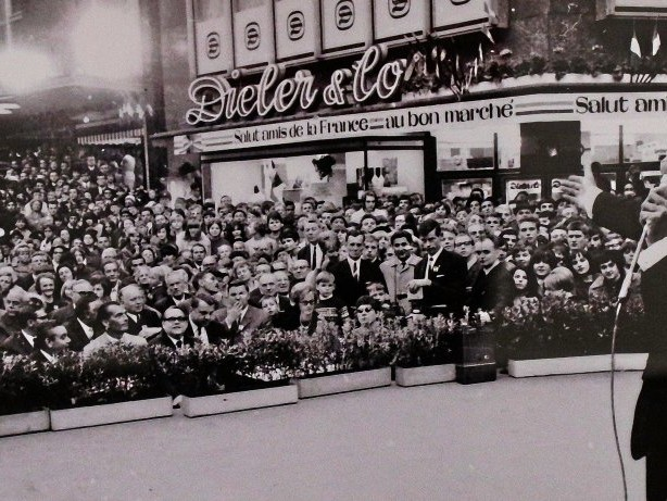 Die 60er-Jahre: Als Rex Gildo noch die Jugend und Bottrop bewegte