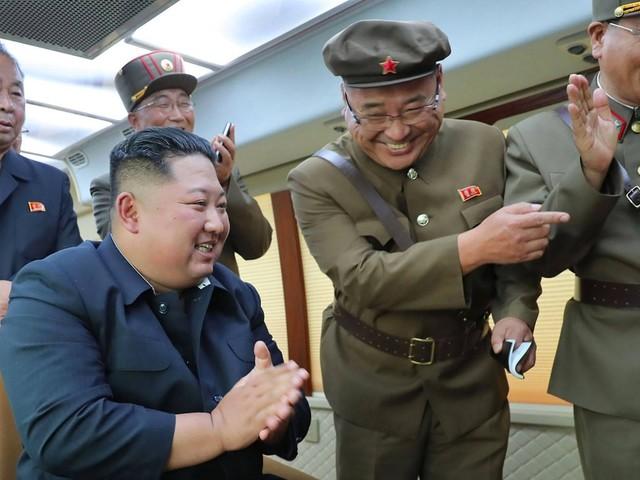 """Zwei Geschosse abgefeuert: Nordkorea bestätigt Test einer """"neuen Waffe"""""""