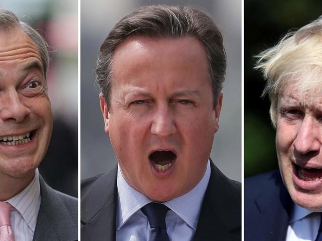 Die Brexit-Täter: Was wurde aus Cameron, Farage, Johnson?
