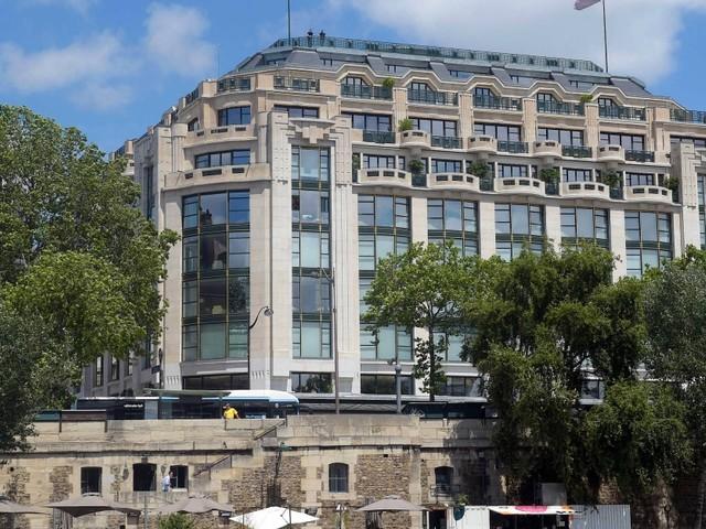 Pariser Luxuskaufhaus Samaritaine wiedereröffnet
