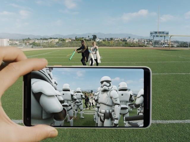 Google veröffentlicht neue Augmented-Reality-Sticker