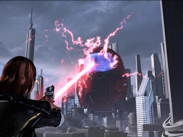 """""""Mass Effect""""-Mod verwandelt Reaper in """"Among Us""""-Charaktere"""