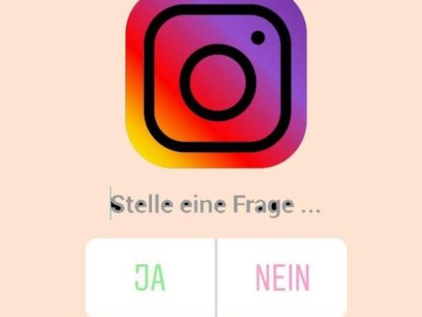 Neue Funktion: Umfragen in Instagram erstellen