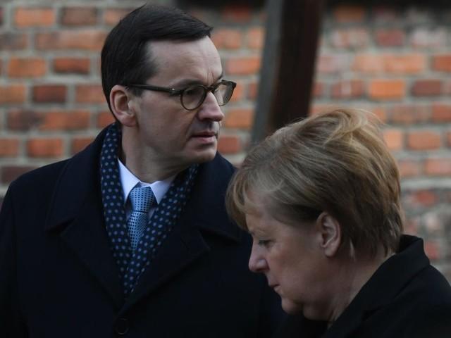 Merkel besucht erstmals das Konzentrationslager in Auschwitz