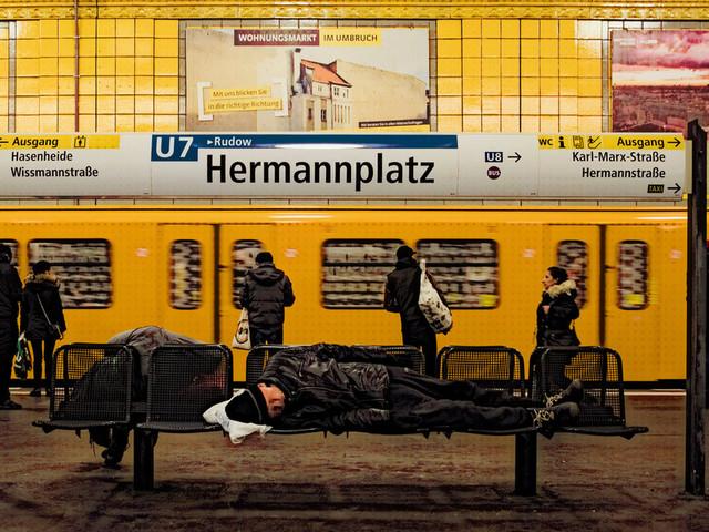 Obdachlosigkeit: Fast 900.000 Deutsche sind wohnungslos – diese Idee könnte das ändern