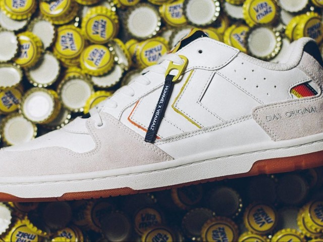Prost: Hummel bringt Sneaker mit Vitamalz heraus