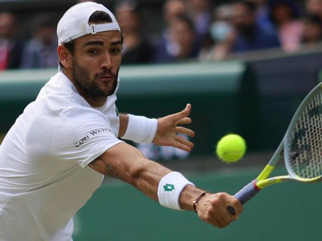 Olympia 2021 in Tokio   Nächster Tennis-Star sagt ab – Berrettini verzichtet