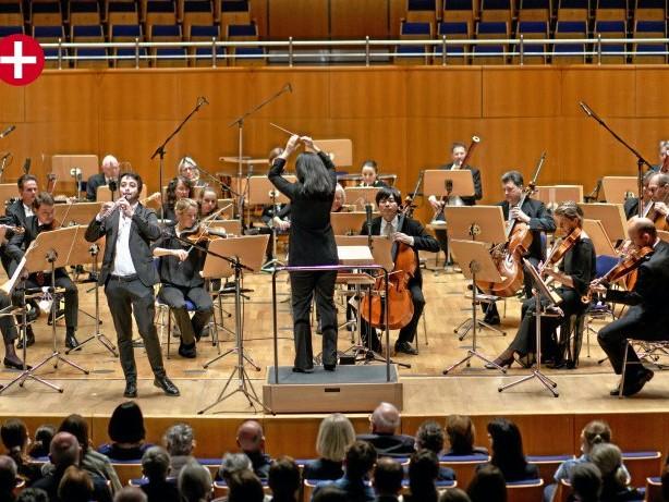 Klassische Musik: Begeisterung beim Aeolus-Wettbewerb in Düsseldorfer Tonhalle