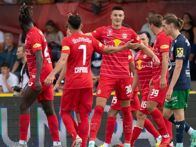 Joker Sesko sei Dank: Salzburg siegt im ÖFB-Cup gegen Wels