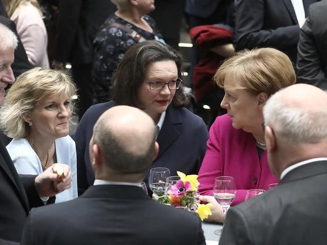 Strategie - Union im Weichspülermodus: 5 Gründe für das verdächtige Schweigen gegenüber der SPD