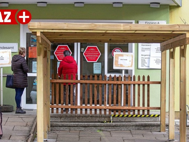 Bürgerbüro: Bürgerbüro Hattingen weitet Öffnungszeiten ab Mai wieder aus