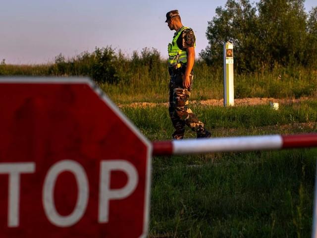 Litauen greift erneut Rekordzahl an Migranten aus Belarus auf