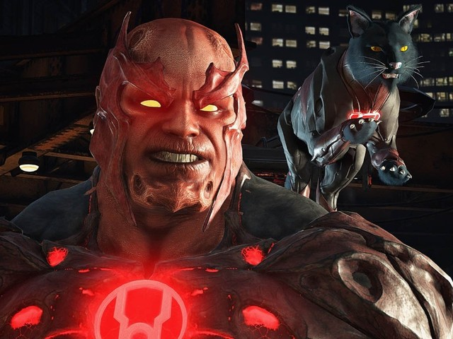 Injustice 2: 3-gegen-3-Kämpfe für iOS und Android verfügbar