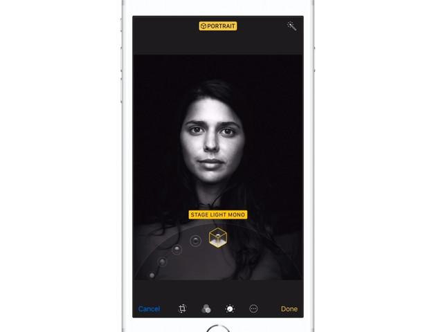 iPhone 8 Plus – Werbespot zum Portätlicht-Modus
