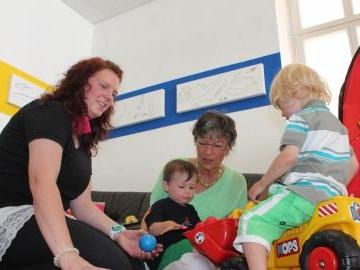 Wichtige Begleitung für Familien im Kreis Bad Kissingen