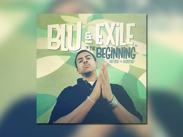 "Blu & Exile veröffentlichen ""In the Beginning: Before the Heavens""-LP"