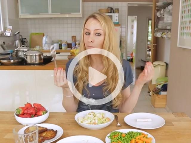 Video-Tutorial: So nehmen Sie in nur 10 Minuten ein halbes Kilo ab