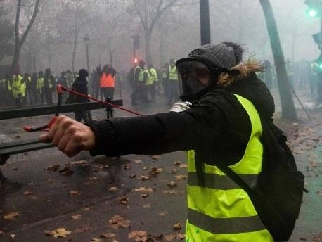 Ein französisches Paradox: Was wollen die Gelbwesten eigentlich?