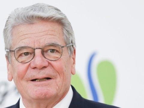 Gauck zu Tönnies-Aussagen: Klingt zu rassistisch