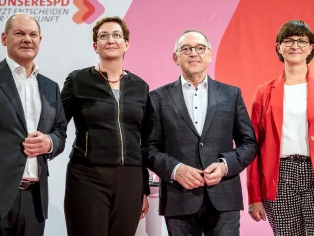 News: Stichwahl um SPD-Vorsitz endet - was wird aus der GroKo?