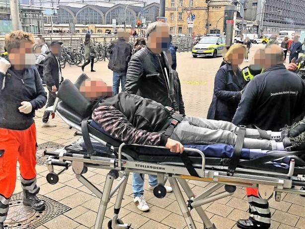 Antisemitismus Hamburg: 60-Jähriger bei judenfeindlichem Angriff schwer verletzt