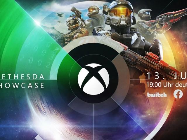 Microsoft: Xbox und Bethesda Games Showcase startet um 19 Uhr