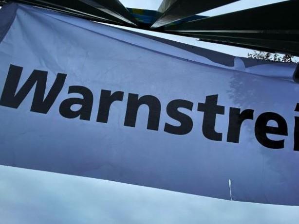 Tarife: Warnstreik bei H&M Logistik in Hamburg