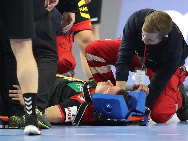Handball-WM, Hauptrunde, 2. Spieltag: Handball-WM - Turnier-Aus für verletzten Strobel