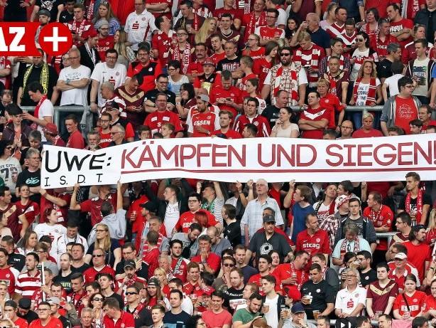 RWE Kolumne: Der Ehrgeiz bei Rot-Weiss ist auch in Tests ungebrochen