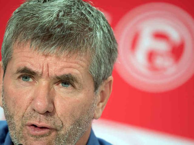 Wende bei Fortuna Düsseldorf: Trainer Funkel doch vor Verlängerung des Vertrags