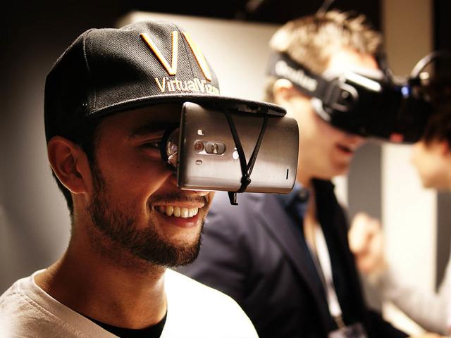 Virtual Reality: Fraunhofer HHI entwickelt «MP3» für VR-Videos