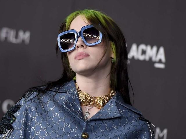 """Billie Eilish: US-Sängerin begeistert Fans mit Cover für britische """"Vogue"""""""