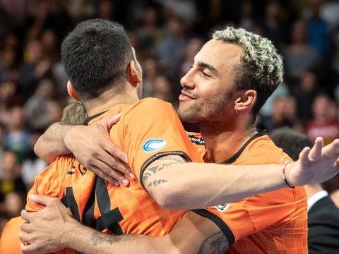 Berlin Volleys: Benjamin Patch feiert gelungenes Comeback