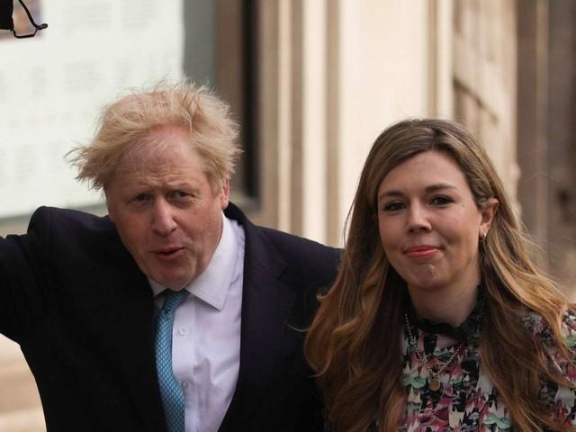 Boris und Carrie Johnson: Nicht nur positive Reaktionen auf Nachricht von zweitem Kind