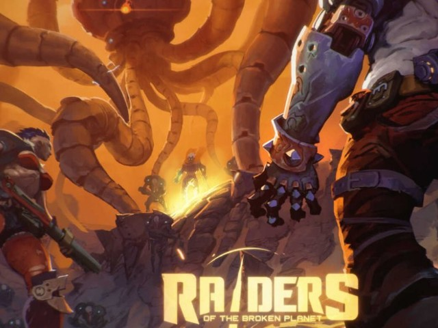"""Raiders of the Broken Planet - Prolog (kostenlos) und erste Story-Kampagne """"Alien Myths"""" veröffentlicht"""