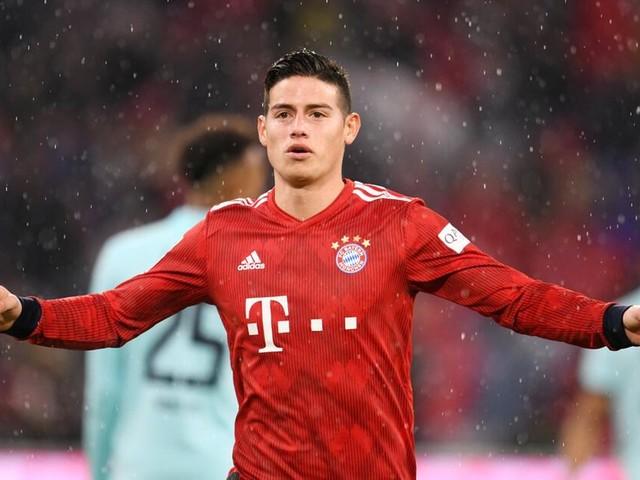 James in Torlaune: Bayern kontern BVB-Sieg mit nächstem Schützenfest